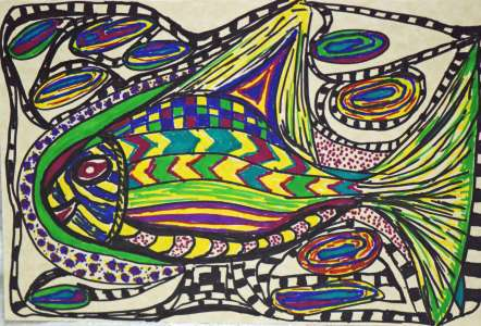 Fishy, Markers, $$0.0000